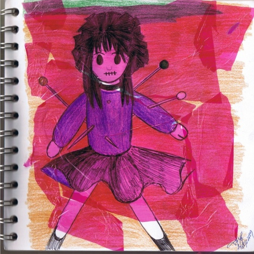 Ilustração - Tatiana 11ºG