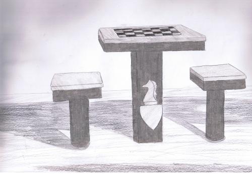 Mesa de Jogo - Marta 9º A