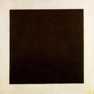 Kasimir Malevich, Quadrado negro sobre fundo branco