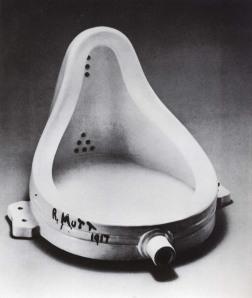 Marcel Duchamp, Chafariz