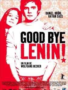 cartaz de Adeus Lenine