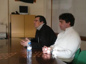 Alberto Quaresma e Miguel Martins