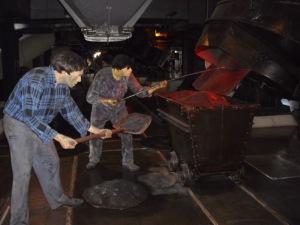 """A propósito de uma visita de estudo ao """"Museu da Electricidade"""", por Camila Guimarães"""