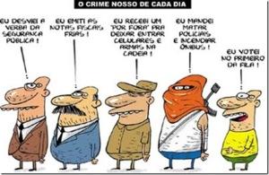 """Conceitos sem Preconceitos: """"Ninguém respeita a Constituição, mas todos acreditam no futuro da nação. Que país é esse?"""", por Luiz Monteiro"""