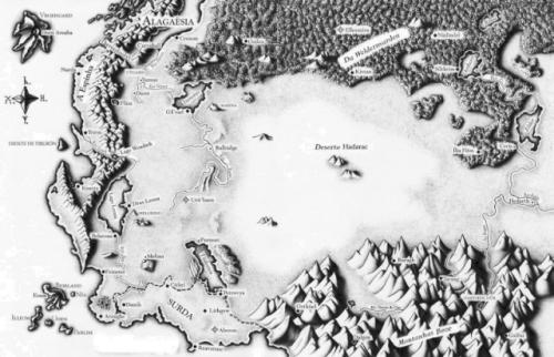 mapa de alagaesia