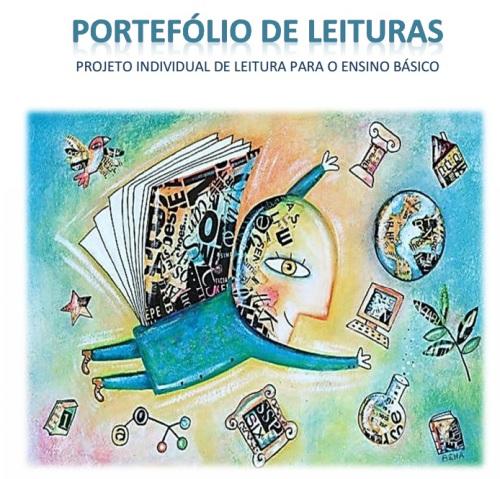 portefólio de leituras