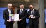 Von Rumpoy, Barroso e Shultz