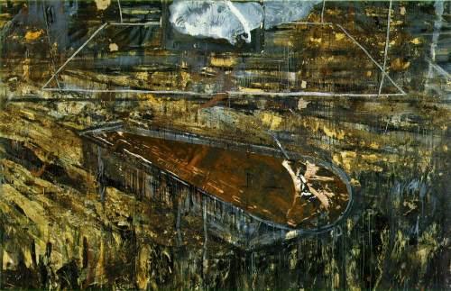 """Morte da Estética (14) - """"Anselm Kiefer: outro que partiu… este, mesmo antes de chegar"""", por Cristina Teixeira"""