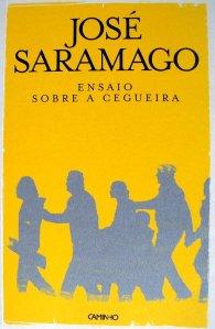 """Um Livro na Minha Vida - """"Ensaio sobre a cegueira"""", de José Saramago, por Tomás Noválio"""