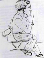 Fig. 6 - Desenho realizado por criança de 12 anos