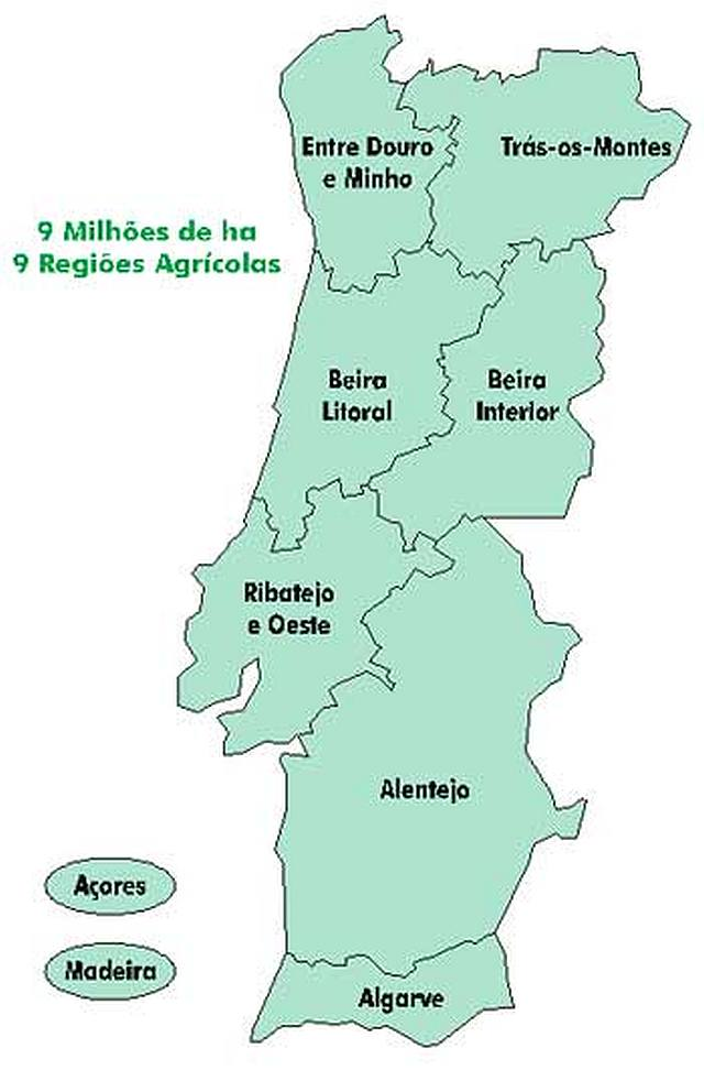 Geoescritas Agricultura Portuguesa Ii Por Joao Ribeiro