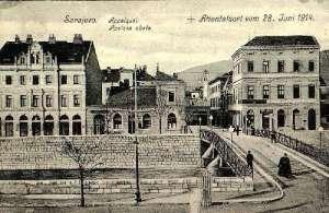 Sarajevo, 1914
