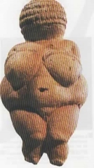 Fig.3 - Vénus de Willendorf