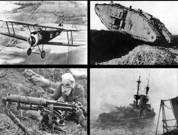 a nova tecnologia militar