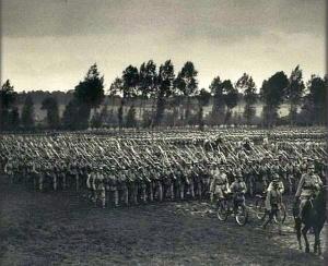 Instrução militar em Tancos
