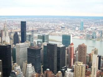 CBD de Nova Iorque (I)