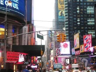 CBD de Nova Iorque (IV)_Função comercial, cultural e de lazer