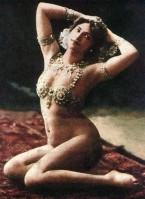 bailarina, Paris 1910
