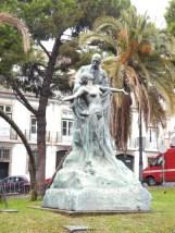 Estátua de Eça de Queirós