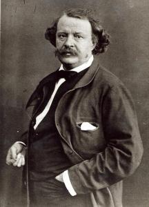 Felix Nadar, 1860