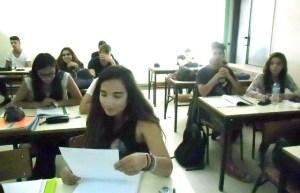 Geografia A - Apresentação do trabalho sobre o Projeto Diálogo Intergeracional-11ºE
