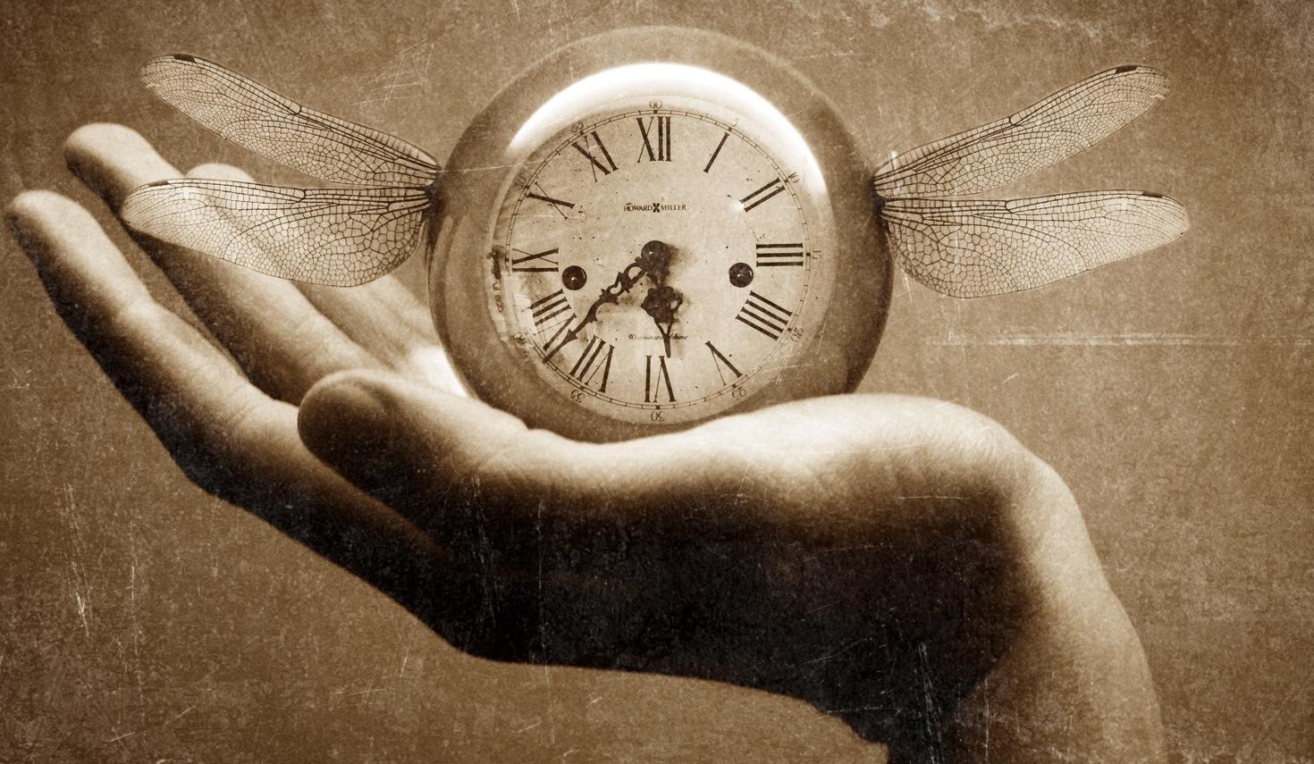 Resultado de imagem para o tempo voa