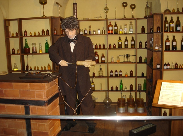 FARADAY - Museu da eletricidade