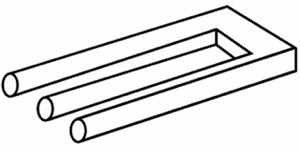 fig.1 - figura impossível
