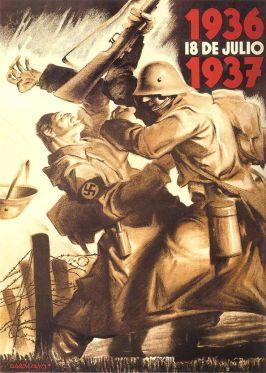 80 Anos Da Guerra Civil Espanhola Um Pequeno Roteiro