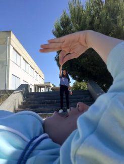 Joana Almeida e Catarina Silva 7ºE