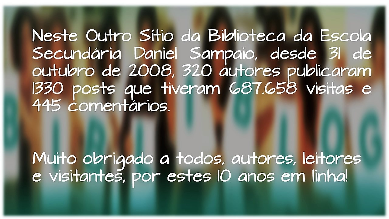 bibli 10 anos