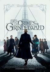 MONSTROS FANTÁSTICOS- OS CRIMES DE GRINDELWALD