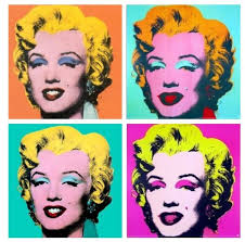 Fig. 11 Marilyn Monroe, Andy Wharol